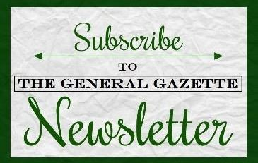 Gazette Newsletter Subscribe Now Graphic