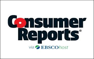 Consumer Reports - EbscoHost Logos