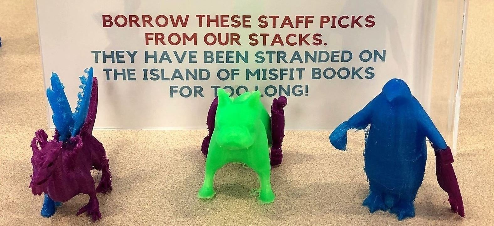 Island of Misfit Toys display 2
