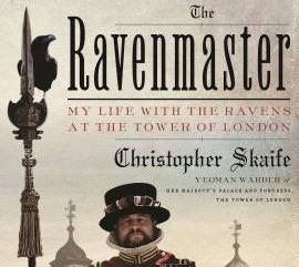 The Ravenmaster Book Cover