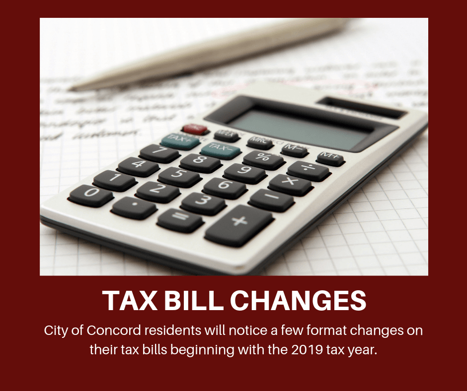Tax bill changes
