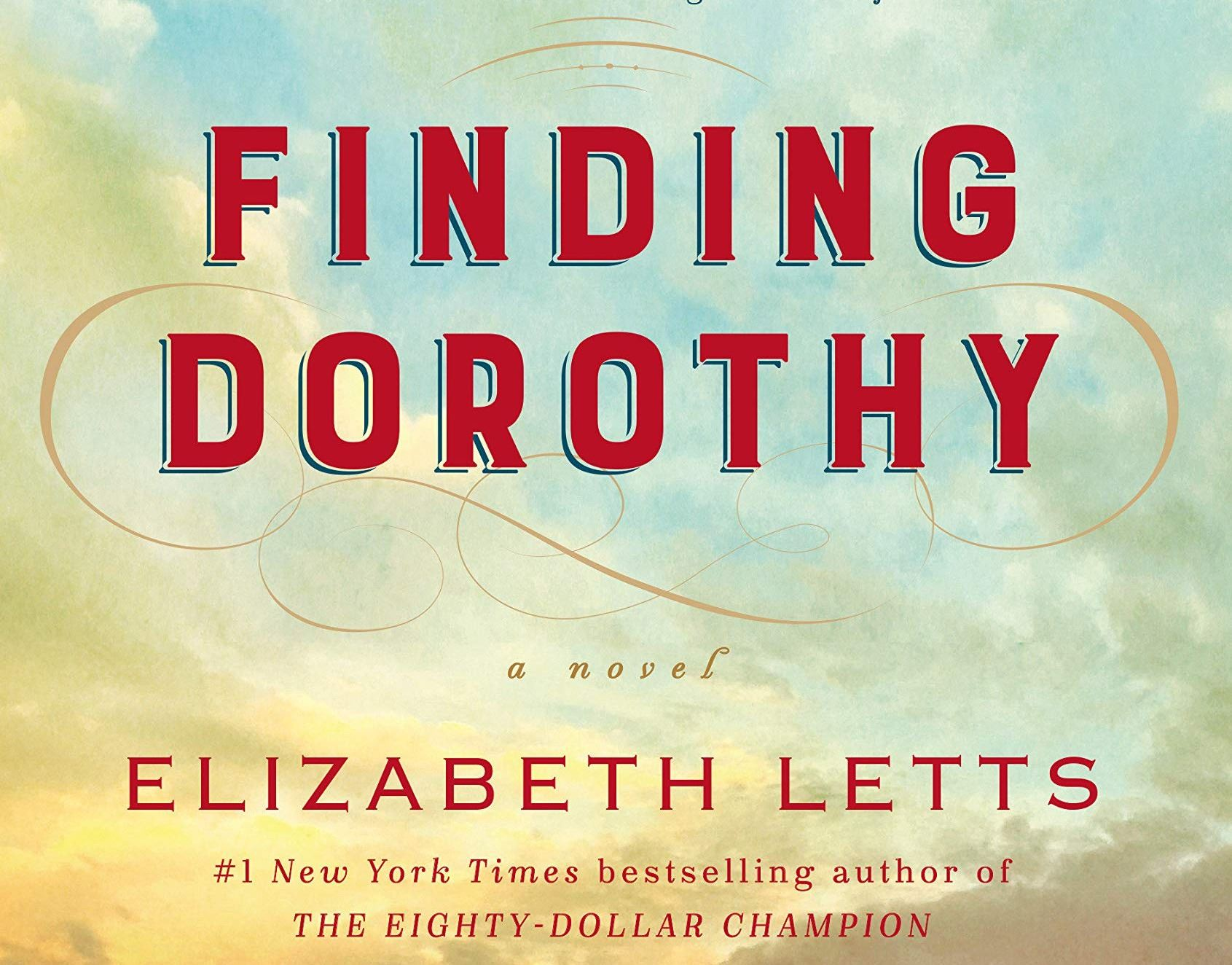Finding Dorothy Book Cover