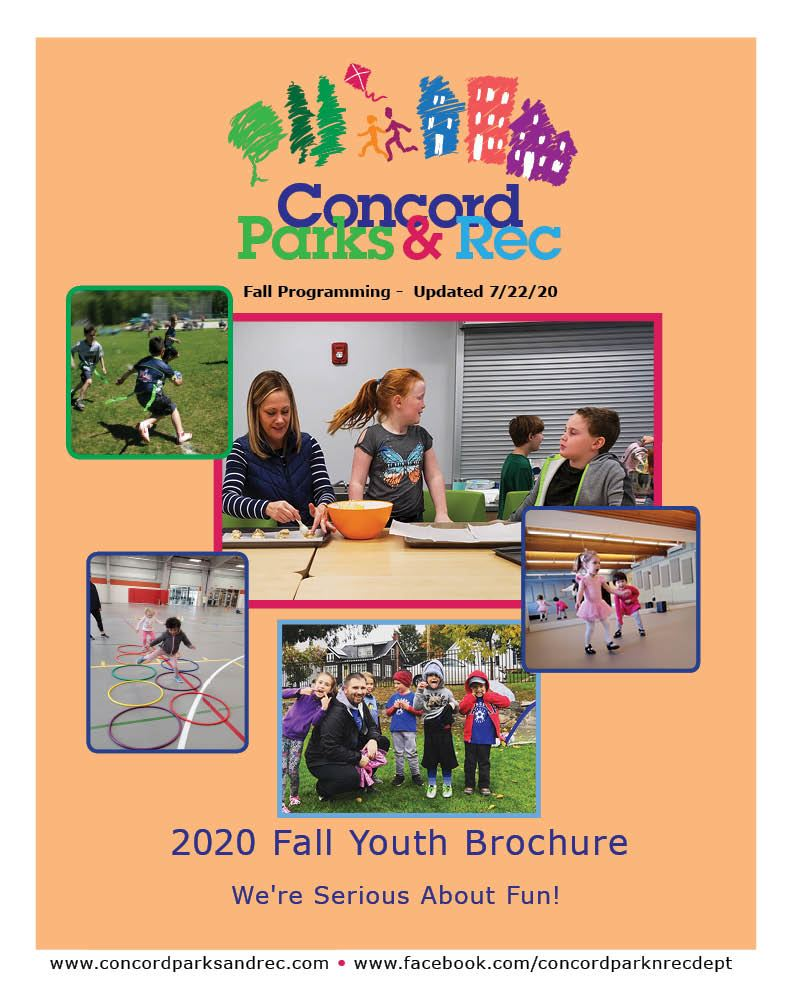 Fall Youth 2020 Cover