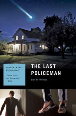 The Last Policeman Book Cover