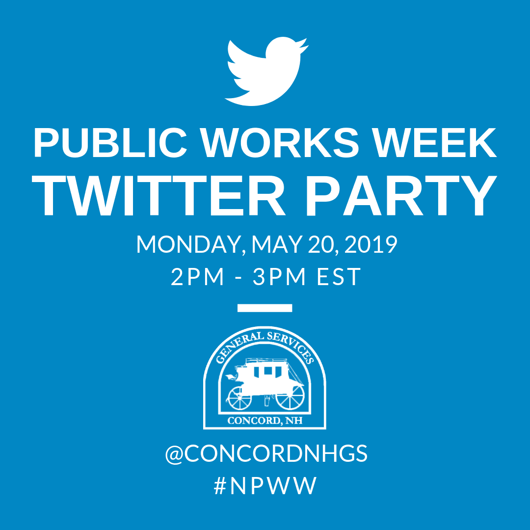 2019 NPWW TWITTER PARTY