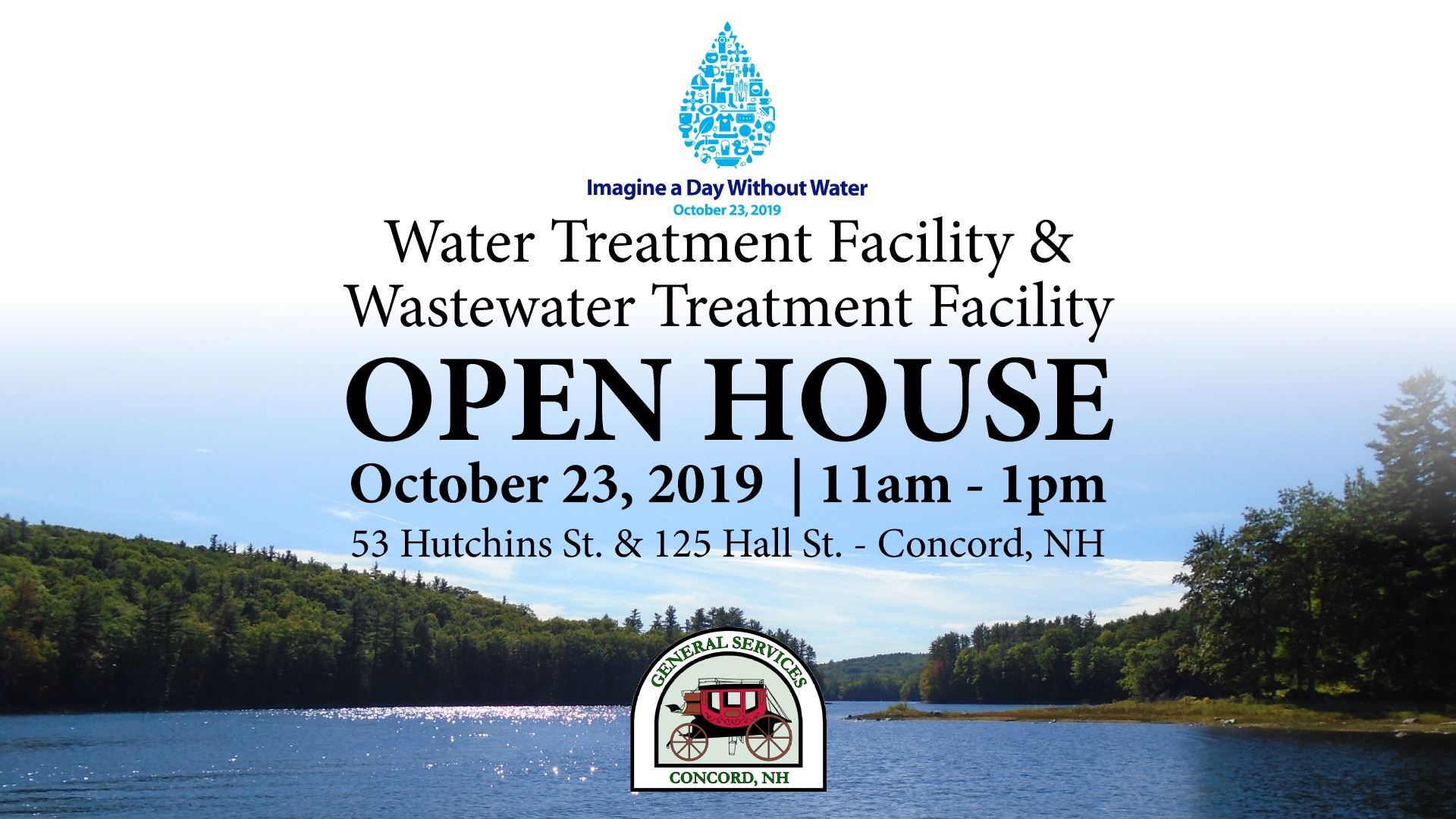 2019 Imagine A Day Without Water Open House
