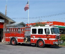 Heights Station Engine 7