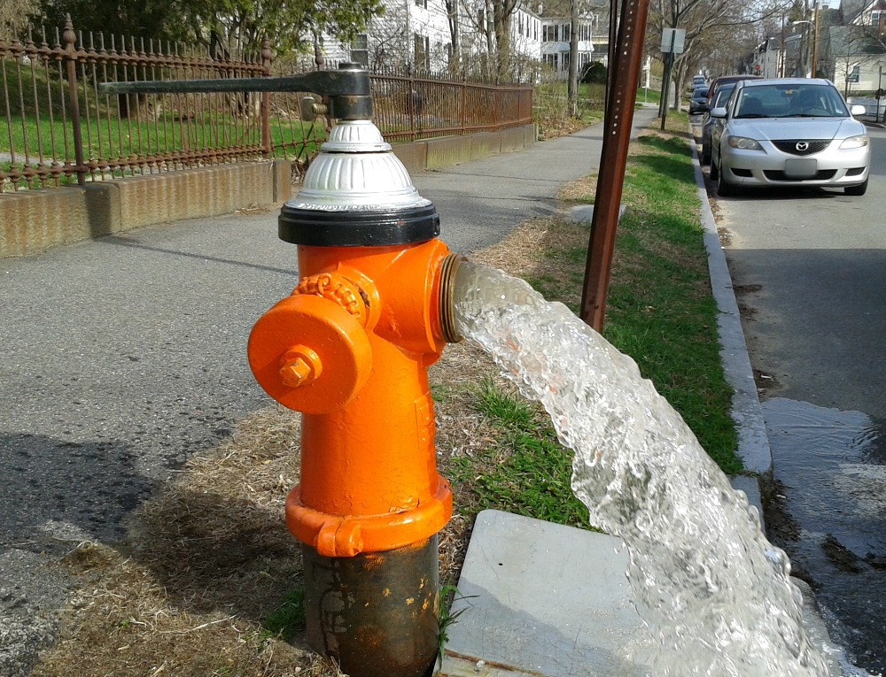 Concord Hydrant Flushing