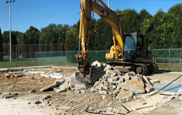 Merrill Pool Construction News Flash