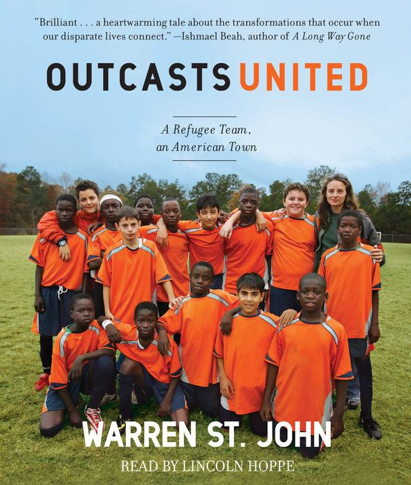 Outcasts United Book Cover